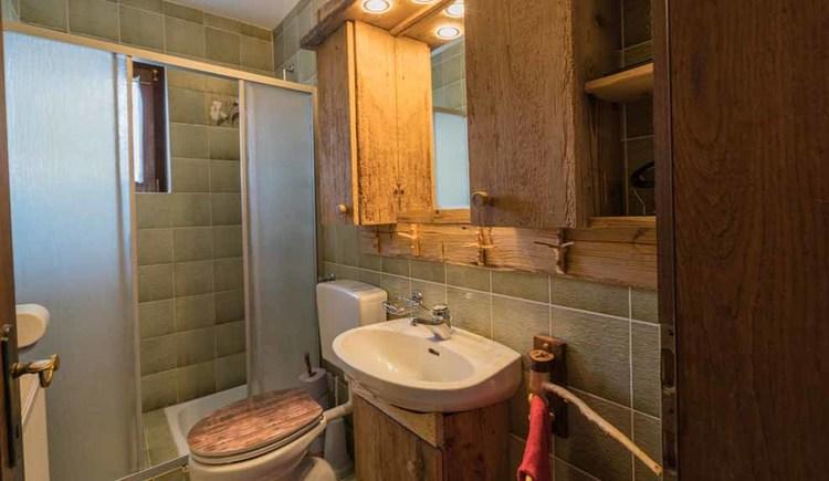 Wohnung Sonnenaufgang Bad