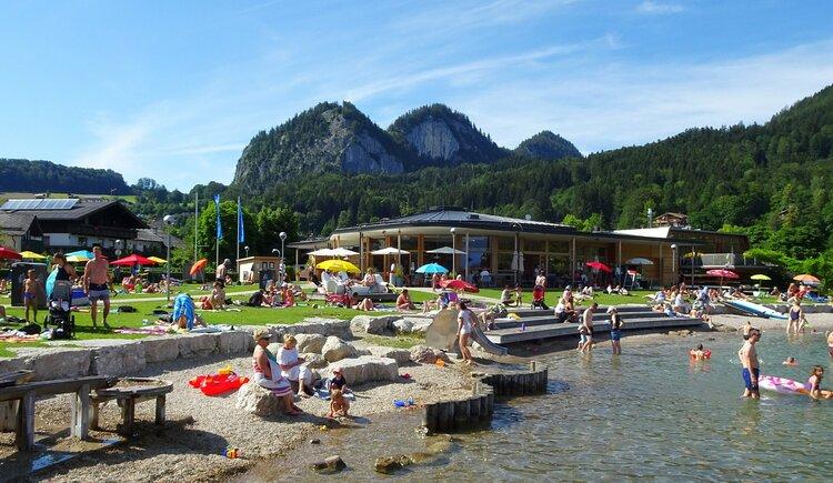Strandbad Sankt Gilgen 1 (© WTG)