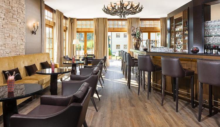 Lobby Bar `Ins G`weih` (© Schloss Fuschl Betriebe)