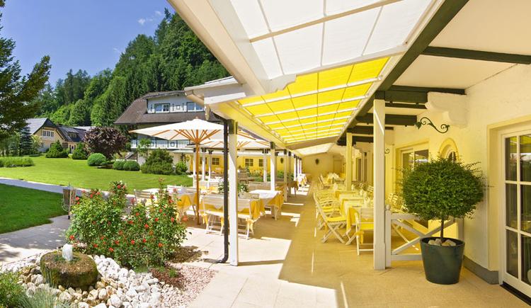 Hotel Seehof (© Tourismusverband MondSeeLand)