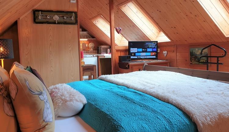 FeWo 3 - Schlafzimmer (© Landhaus Osborne)