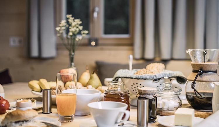 Frühstück in der Ramenai (© Ramenai Das Böhmerwaldlerdorf)