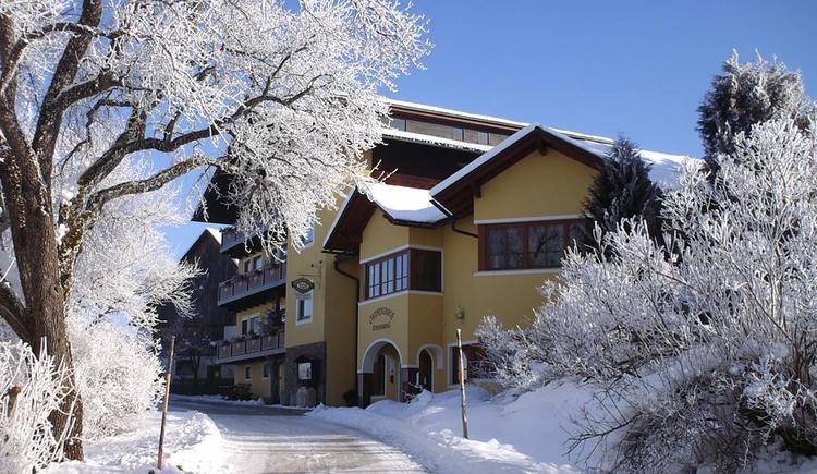 Oberwengerhof im Winter (© Immitzer)