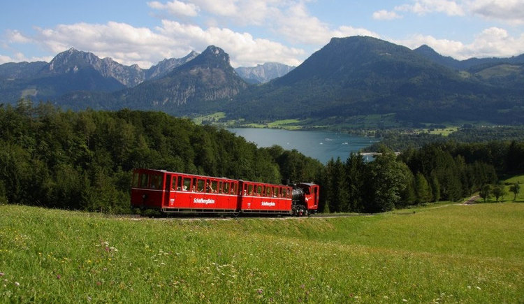 4. Tag - Talfahrt Schafbergbahn (© © Schafbergbahn.at)