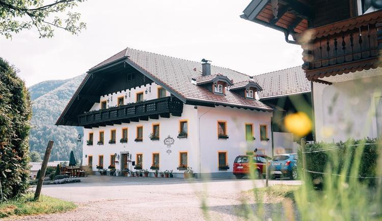 Ansicht Mühlbauernhof