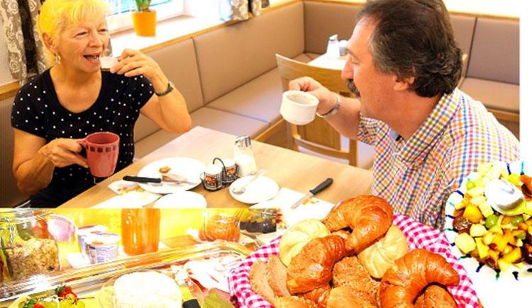 Frühstück (© GH Watschinger)