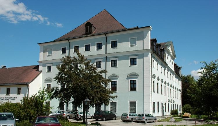 2008-0721_0103z_Zell-an-der-Pram-Schloss (© Markus Enzinger)