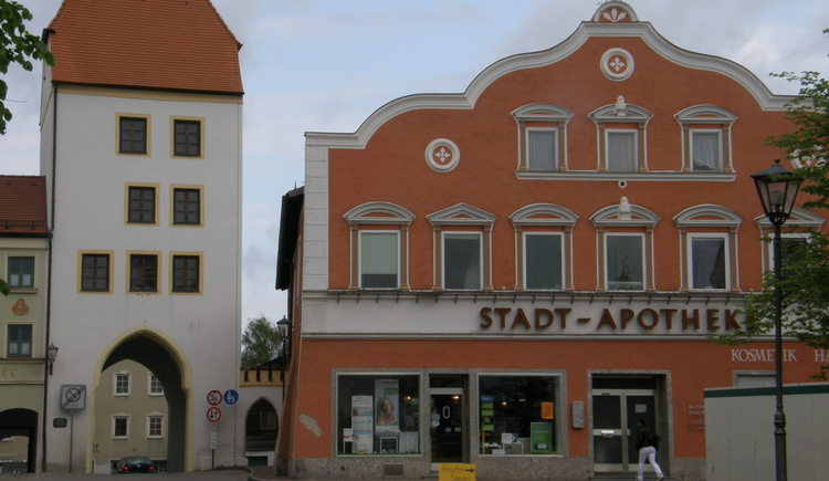 Neumarkt St. Veit Stadttor