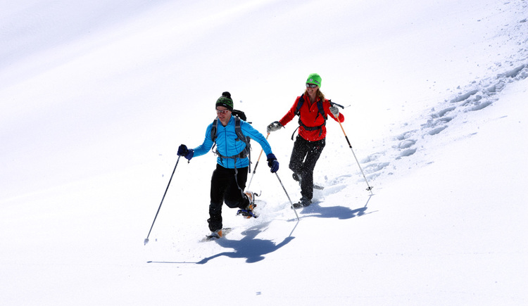 schneeschuhwandern (© OÖ Tourismus - Röbl)