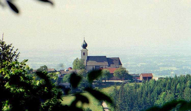 Wallfahrtskirche Magdalenaberg (© Luckerbauer)