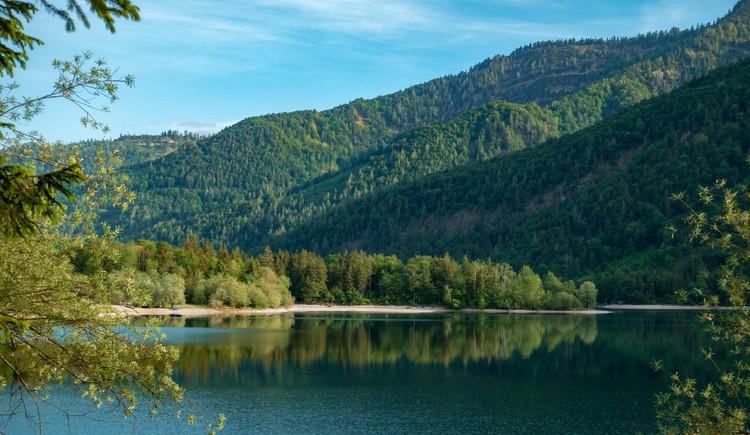 Hintersee Rundweg und Eiskapelle Faistenau Wandern in der FuschlseeRegion 12(c)Best Mountain Artists (© Best Mountain Artists)