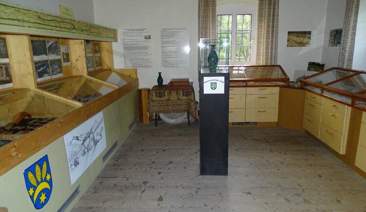 Römerzimmer (© Heimatverein Windischgarsten)