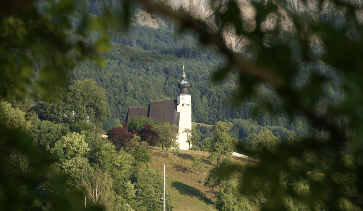 Kirche Steinbach. (© seekda)