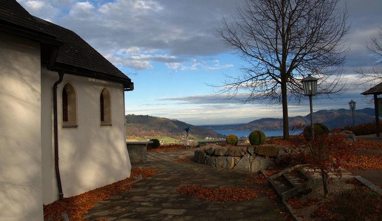 Kronbergkapelle. (© Edith Kudlovic)
