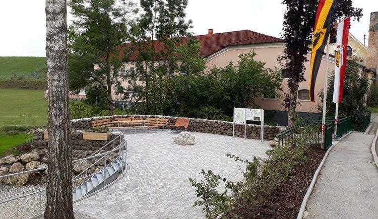 Fillmannsbach Rastplatz