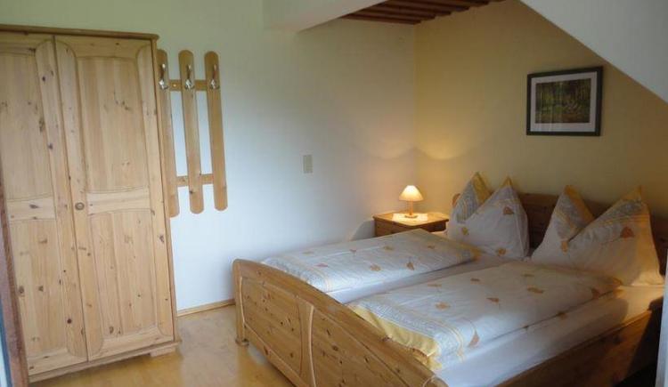 Schlafzimmer 1 Strumegg (© Strumegg)