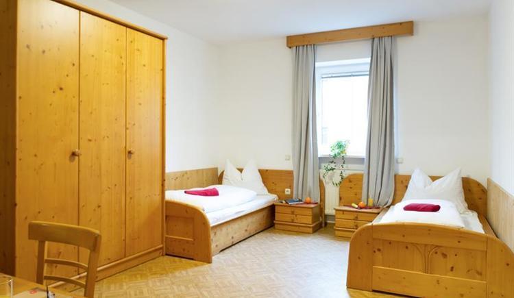 Doppelzimmer mit Einzelbelegung (© Andares Marketing & Kommunikation)