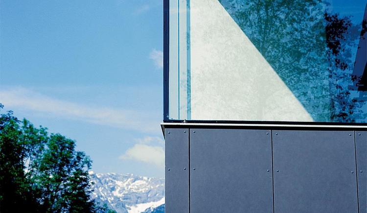 Smarte Architektur: Hotel Garni Wallner (© Wallner)