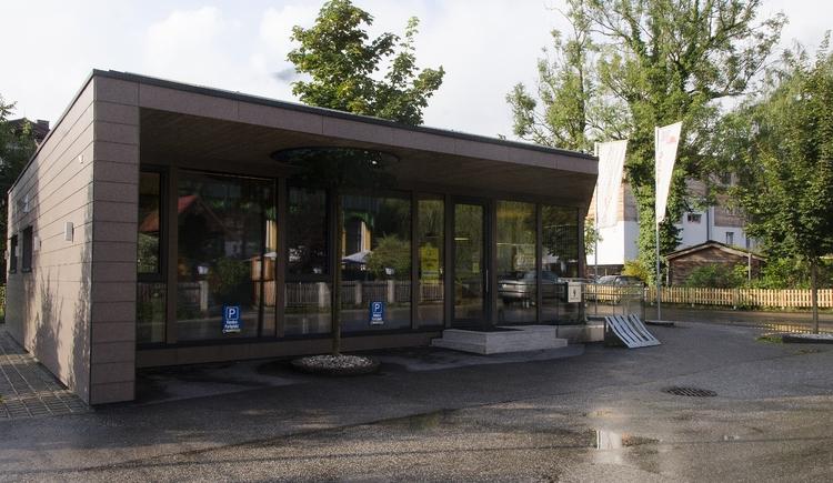 Als letzte und elfte Station der Feuerschadenversicherungsverein von Bad Goisern heute.