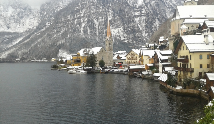 Hallstatt world heritage site is just 5 km away from Obertraun!