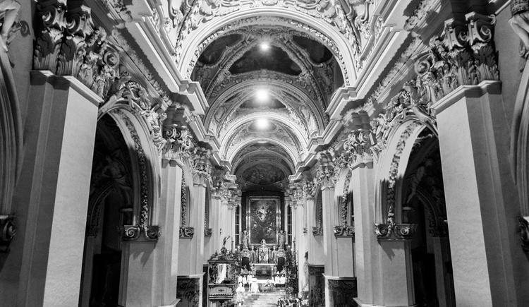 Stiftskirche innen (© Stift Kremsmünster)