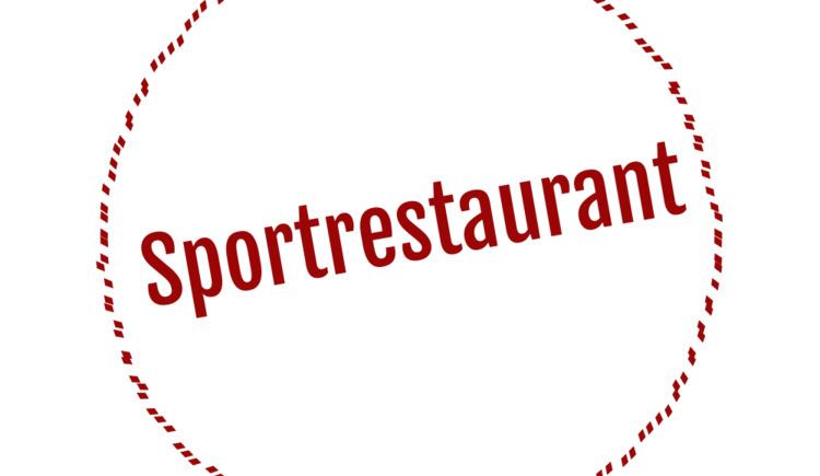 Sportrestaurant Logo