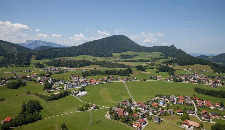 Panoramafoto Koppl (© sky salzburg)