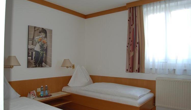 Gästezimmer Zweibett