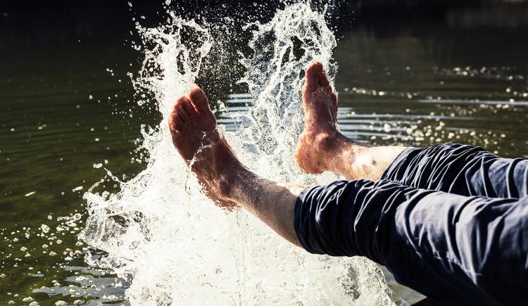 Wasser spüren