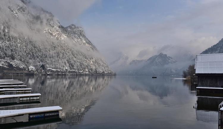 Segelclub im Winter (© Gerhard Spengler)