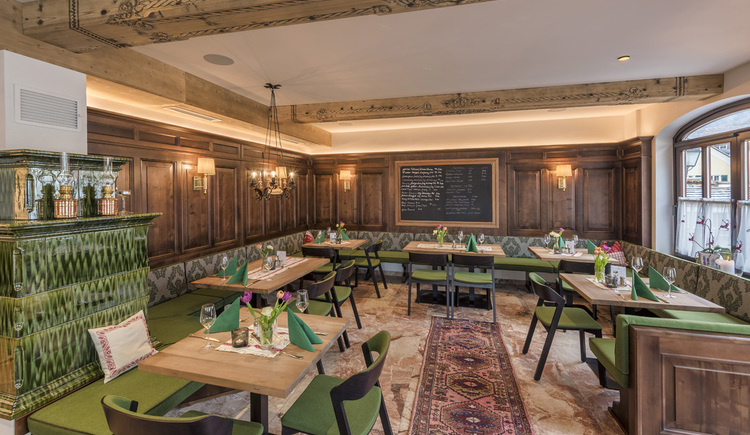 Gasthof Kirchenwirt - Cafe. (© Familie Schmeisser)