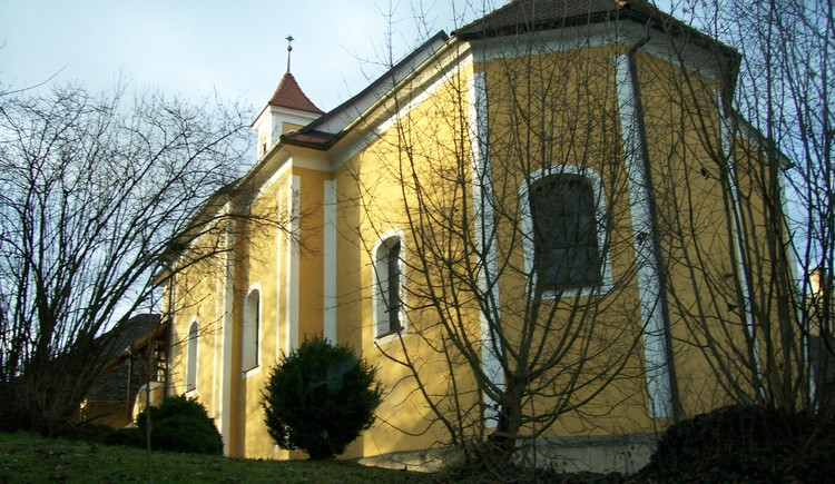 Annabergkirche (© Lern- und Gedenkort Schloss Hartheim Sommer)