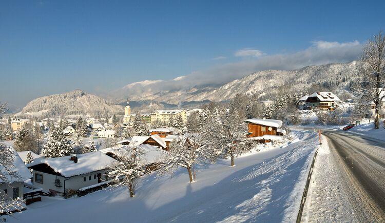 Winterpanorama von Windischgarsten (© TVB Pyhrn-Priel/Bruno Sulzbacher)