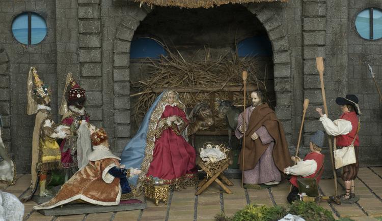 Die heilige Familie. (© Museum Innviertler Volkskundehaus)