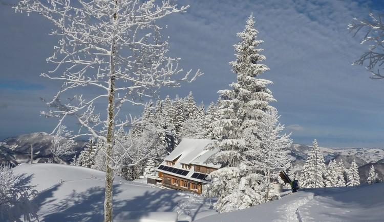 Auch im Winter ein Ausflugziel. (© Zeiselberger)