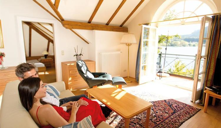 Schlössl Suite (© Hotel Seewinkel)