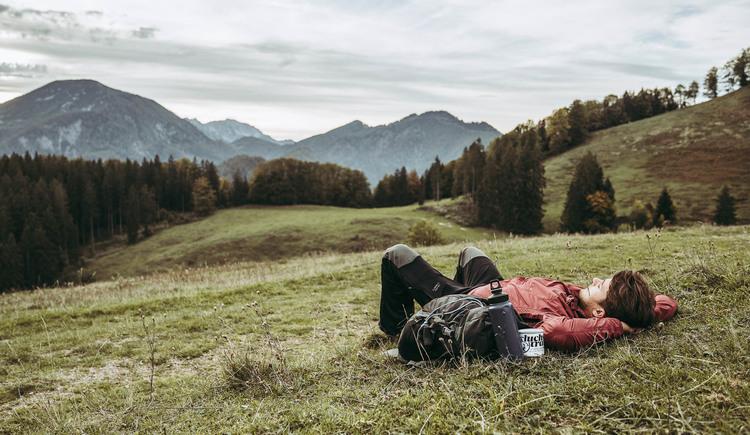 Luchs Trail Etappe 01 Reichraming-Anlaufalm. (© ARGE Luchs Trail/Max Mauthner)
