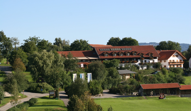 Golf- und Landhotel Anetseder, Raßbach, Thyrnau, Passau, Donau Golf Club Passau-Raßbach,. (© Leonhard Anetseder)