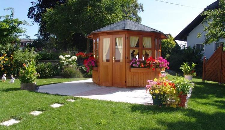 Gartenpavillon (© Privat)