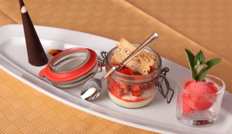 Herrliche Desserts