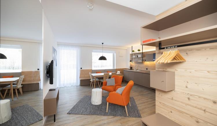 4-5 Personen Apartment_1_c_Hinterramskogler (© ALPRIMA_Hinterramskogler)