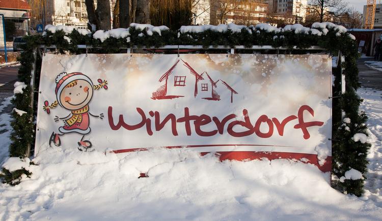Winterdorf (© M. Penninger)