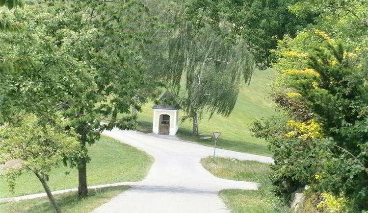 Unsere Hauskapelle (© Privat)
