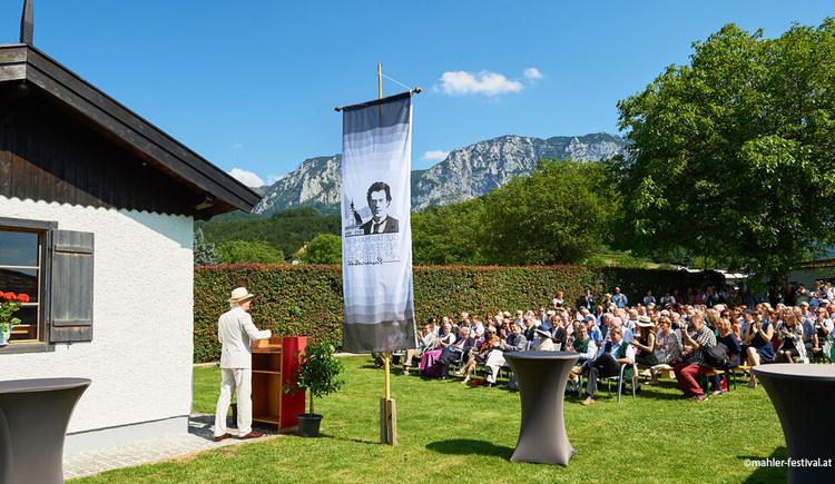 Eröffnung (© mahler-festival.at)