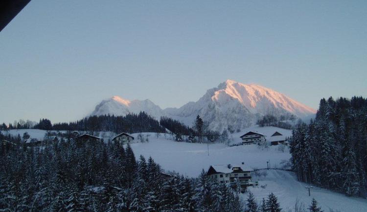 Aussicht Hotel (© Huttersberg)