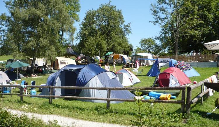 Zeltplatz7-07 001 (© Campingplatz Seebauer)