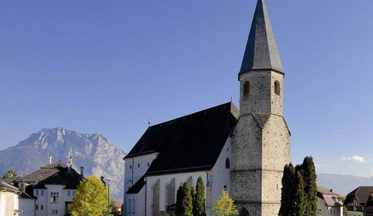Pfarrkirche Altmünster (© Ferienwohnungen Schiemel)