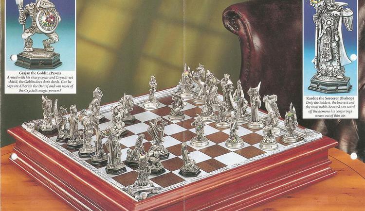 Schach (© MTV Ferienregion Traunsee)