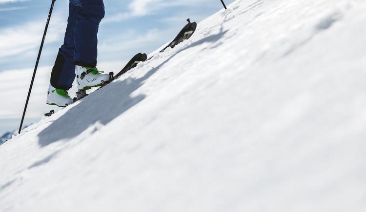 Skitour (© TVB Pyhrn-Priel/Florian Lierzer)