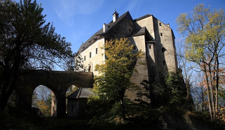 Burg Altpernstein (© K. Mitterhauser)